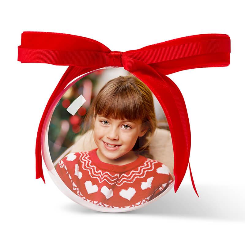 Palla di Natale Red Christmas